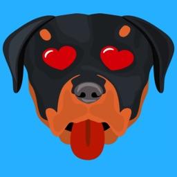 RottsMojis - Rottweiler Emojis & Stickers
