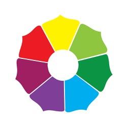 Mandala Coloring Book - Game for Adults