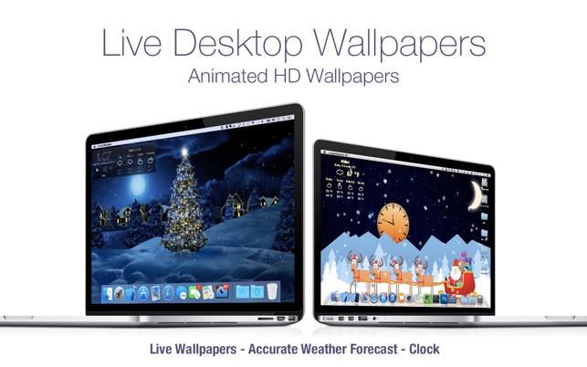 live wallpaper screensaver on the mac app store rh itunes apple com
