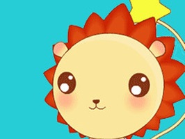 Animated Star Lion Stickers For iMessage
