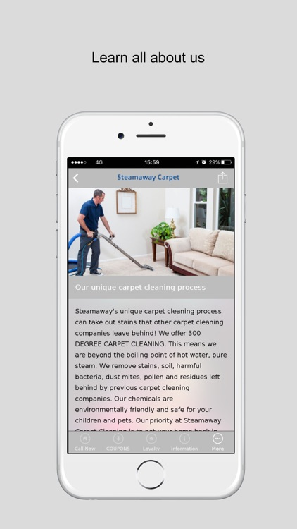 Steamaway Carpet Cleaning