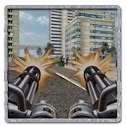 Desert Commando Shooter Gun: Ultimate Military War