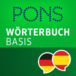 Dictionary Spanish - German BASIC by PONS