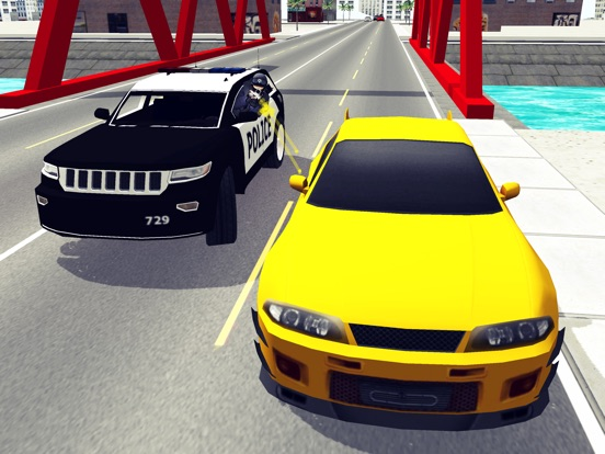 Police Chase 3D для iPad