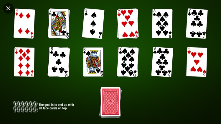 Perfect 11 - Solitaire Game