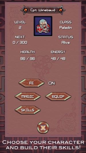 MazeQuest - An Adventure RPG Screenshot