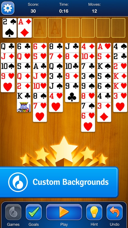 FreeCell screenshot-1