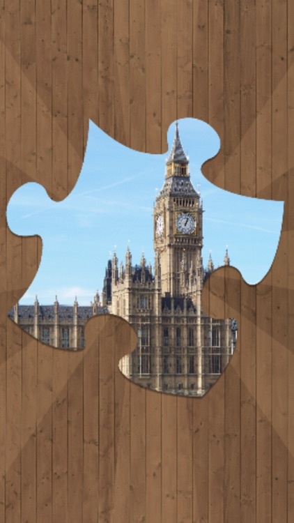 London Jigsaw Puzzle Games