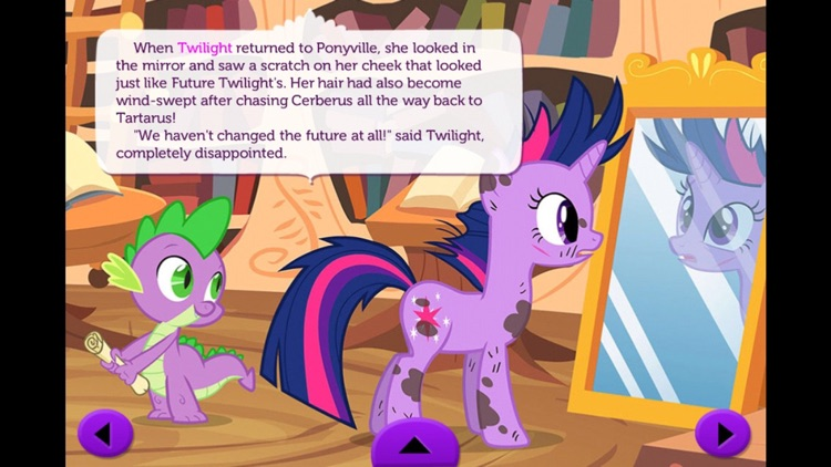 My Little Pony: Twilight Sparkle in Time