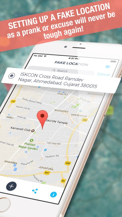 Fake Your GPS Location | App Price Drops