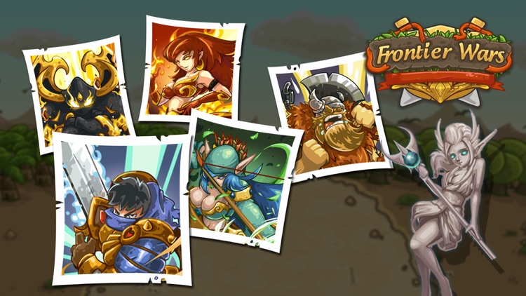 Frontier Wars screenshot-1