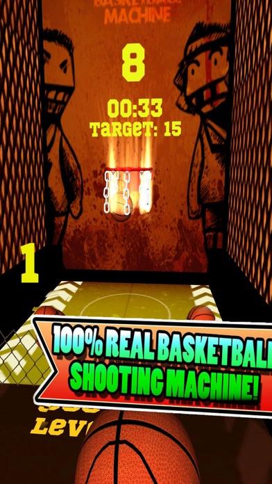 Basketball Pop Mania screenshot 1