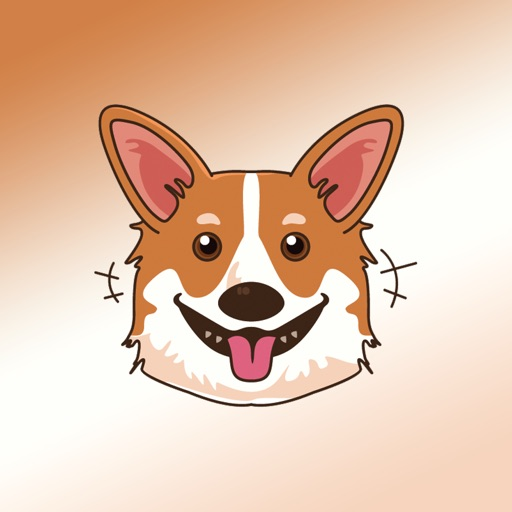 Corgioji - Corgi Emoji & Stickers