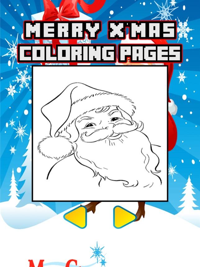 Erfreut Farbseiten Weihnachten Bilder - Beispielzusammenfassung ...