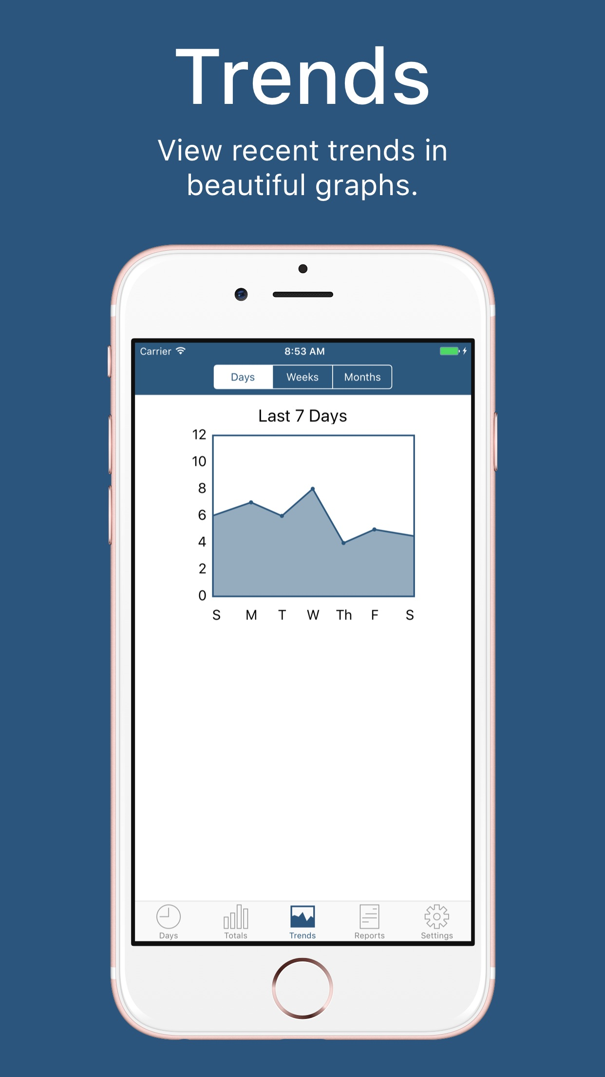 Screenshot do app Time Manager - Daily Time Tracker