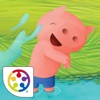Three Little Piggies Illustrative eBook - iPadアプリ