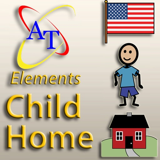 Alexicom Elements Child Home (M) SymbolStix