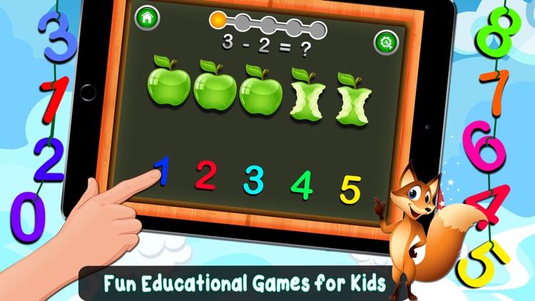 Kids Numbers & Math Magic - Preschool Learning