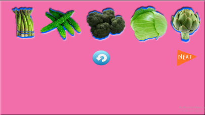 Enjoyable Learning of Vegetable Names for Toddlers screenshot four