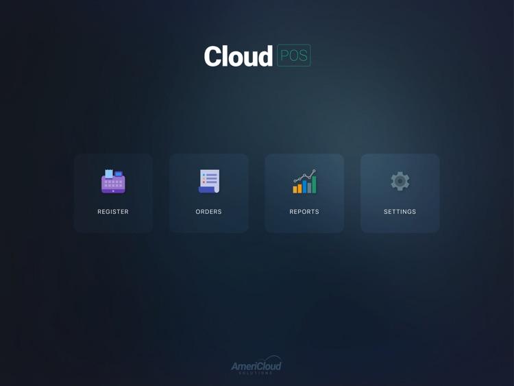 CloudPOS for Restaurants