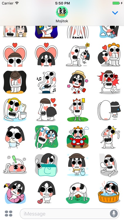 Laeyong Stickers