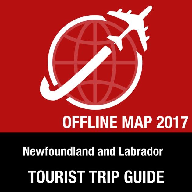 Newfoundland and Labrador Tourist Guide Offline on the App Store