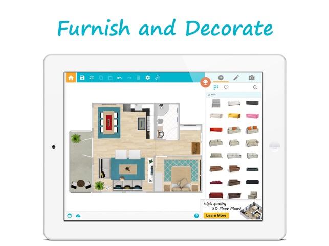 Roomsketcher Home Designer On The App Store