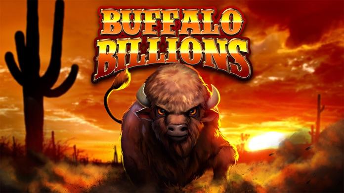 Casino - Buffalo Billions Slots Screenshot