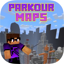 Parkour Maps for Minecraft PE Pocket Edition !