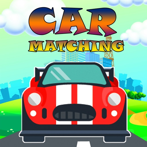 Car Matching Puzzle-Drop Sight Games for children iOS App
