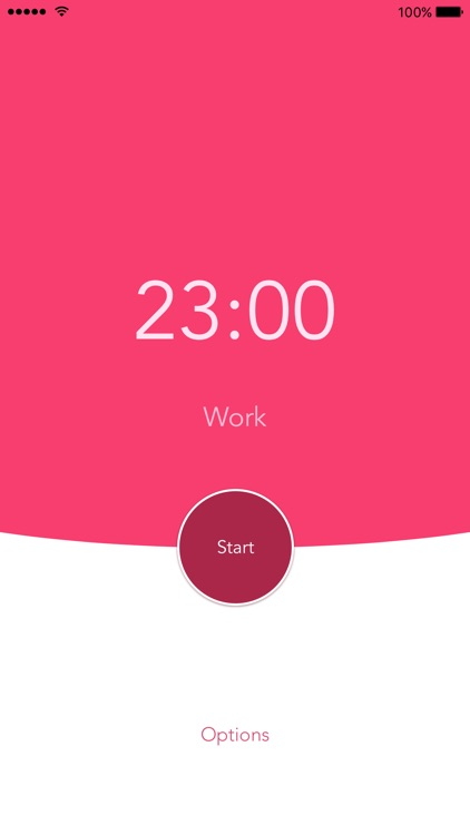 Power Focus - Work & Break Timer
