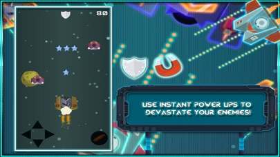 Space Attack Shoot the enemy to Defend your Ship screenshot one