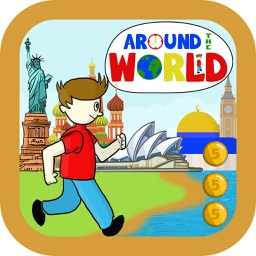 Around The World - Adventure Game