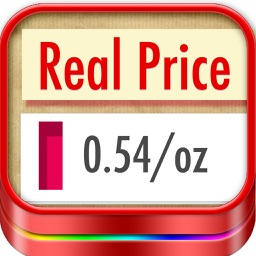 Real Price Lite ~ compare unit prices