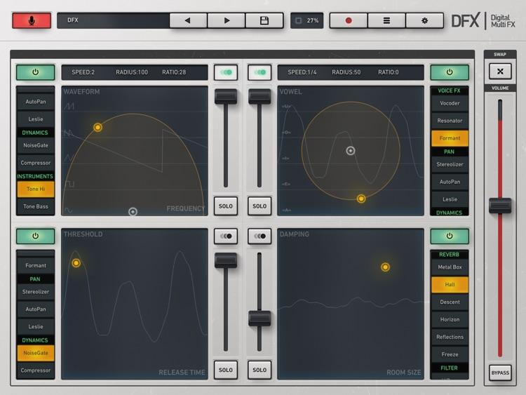DFX - Digital Multi-FX screenshot-0