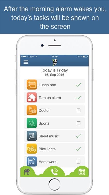 Bear In Mind App: To Do list, reminders, tasks screenshot-0