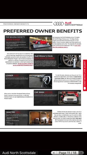 Audi north scottsdale on the app store screenshots solutioingenieria Gallery