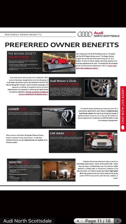Audi North Scottsdale By BlueToad Inc - Audi north scottsdale service