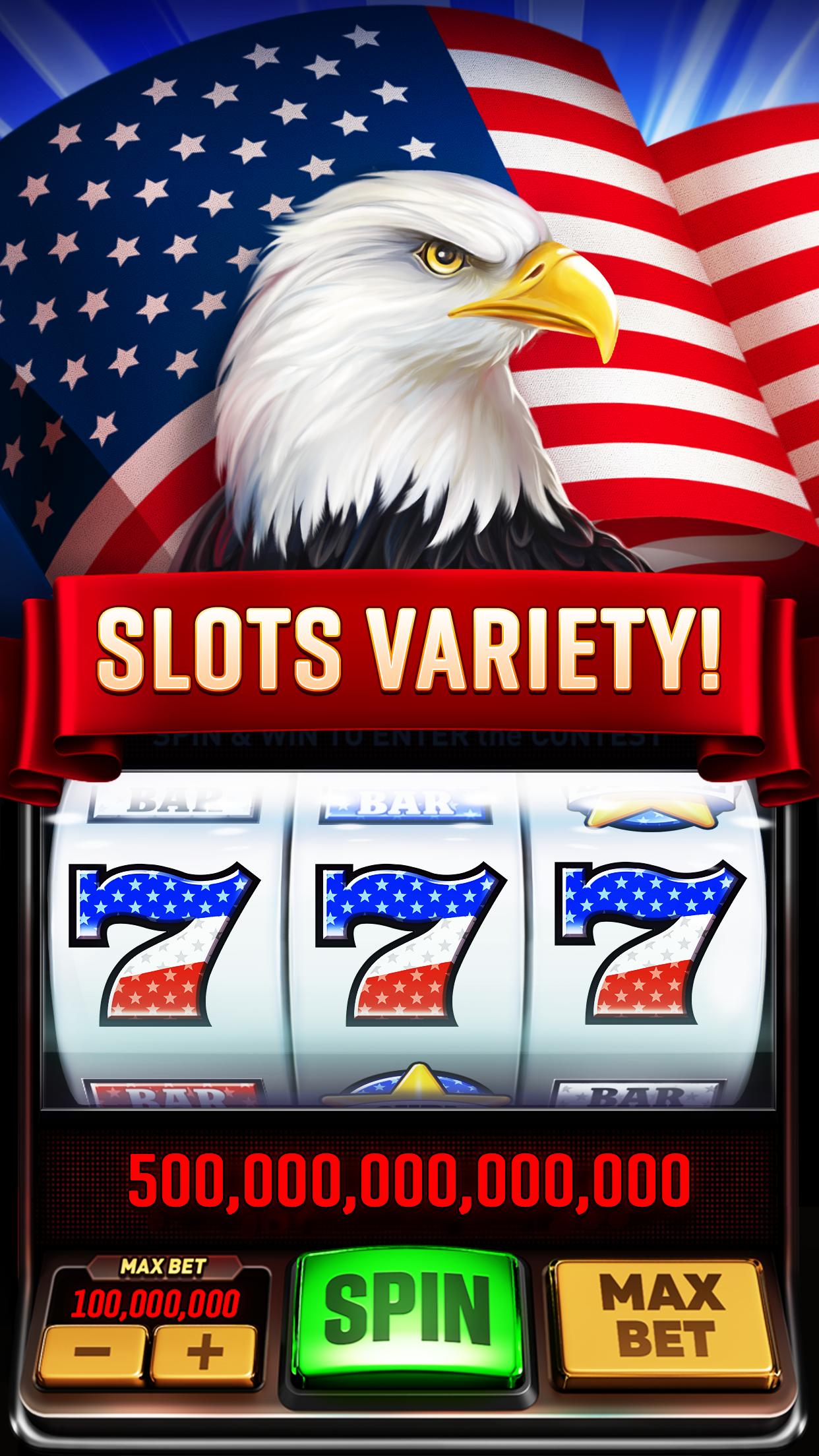 Spinner Slots - Free Vegas Casino Slot Machines Screenshot