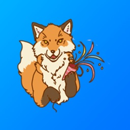 Best Foxy Stickers