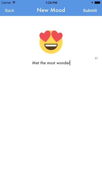 MOOD - Share and Track Your Moods screenshot-4