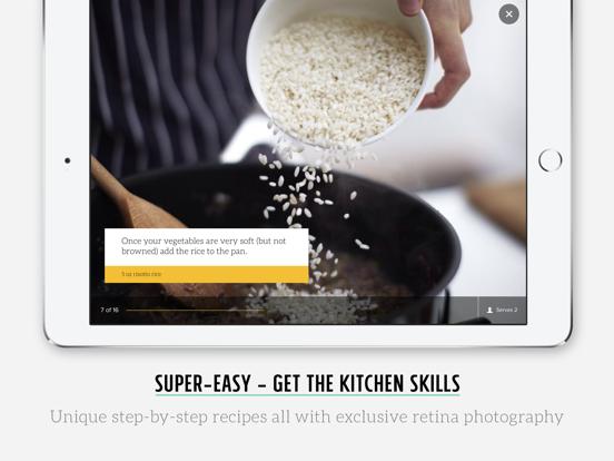 Jamie's Ultimate Recipes Screenshots