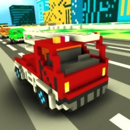 Blocky Traffic Racers