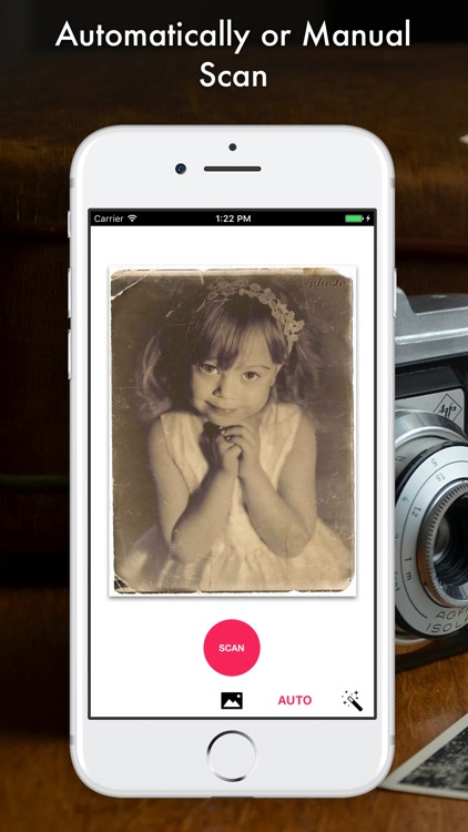 PhotoScan - photo scanner & image editor