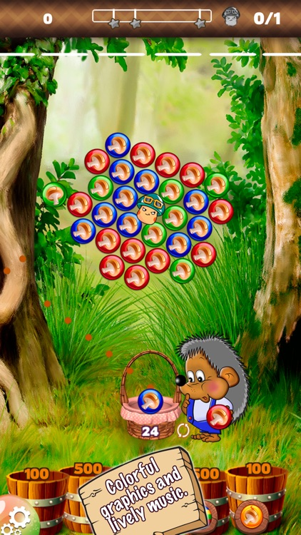 Mushroom bubbles screenshot-3