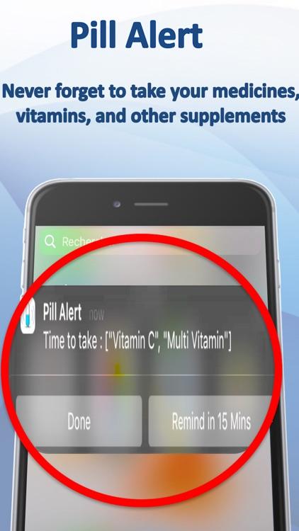 Pill Alert - Medicine Reminder