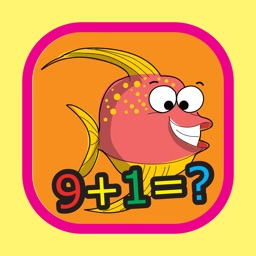 Finding Fish Guppies Math Game For Kids