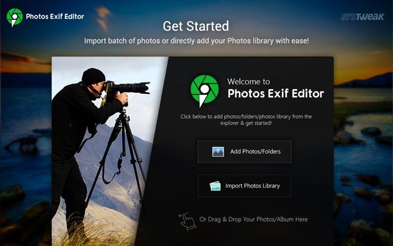 Photos Exif Editor Screenshots