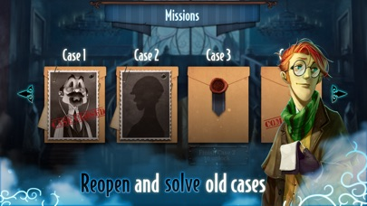 Screenshot #7 for Mysterium: A Psychic Clue Game