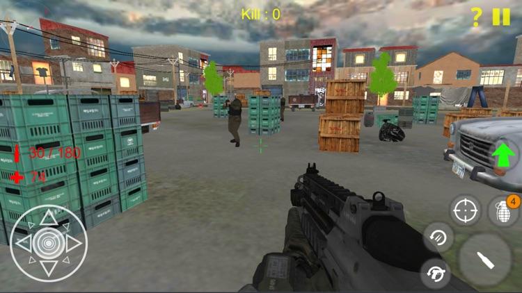 Terrorist Strike Shooting Game screenshot-3